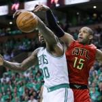 Playoffs NBA: Horford y Atlanta avanzan segunda ronda