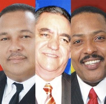 Son postulados tres alcaldes acusados de alegada corrupción