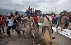 Más protestas para exigir segunda ronda electoral