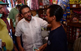 Guillermo Moreno visita el Nordeste