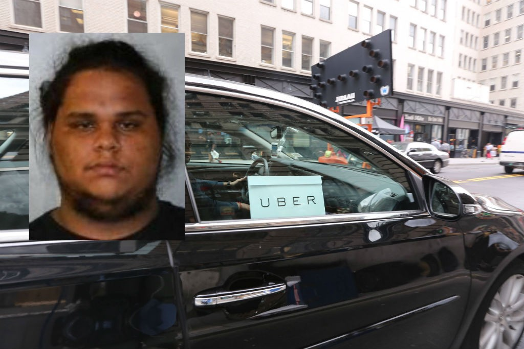 Chofer de Uber pide a pasajero que conduzca y el resultado es fatal