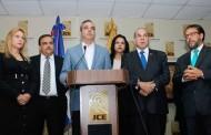 """El PRM y otros partidos difunden supuestas """"evidencias"""" de fraude"""