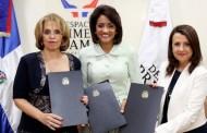 Primera dama firma un acuerdo para programa tamiz neonatal