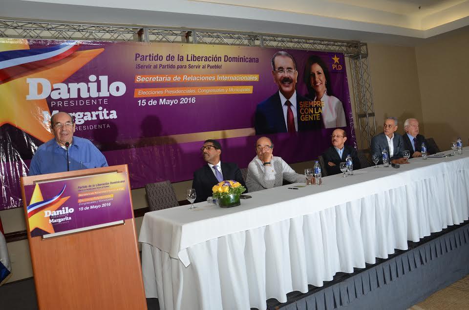 Obervadores COPPPAL califican de exitoso el proceso electoral de RD