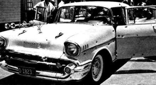 Se cumplen 55 años del asesinato del dictador Rafael L. Trujillo