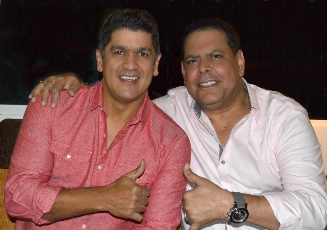 Homenaje al bolero en show de Eddy Herrera y Fernando Villalona