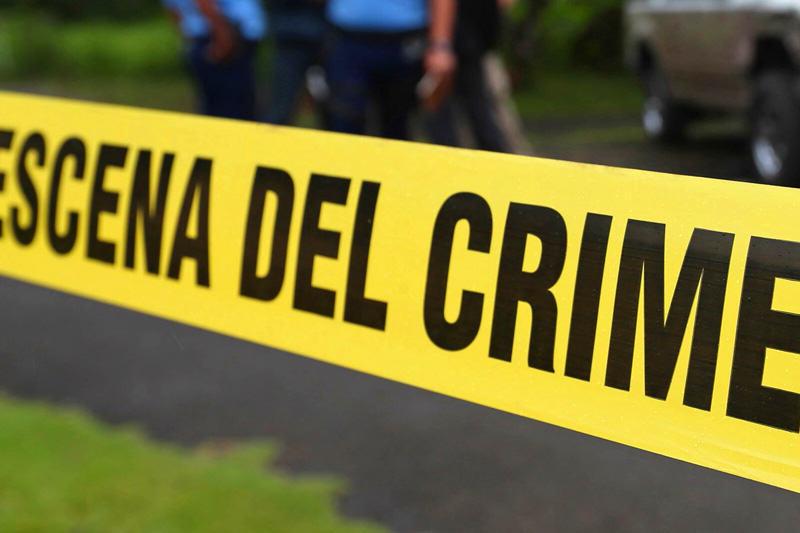 Hombre mata pareja de un balazo y se suicida de igual forma en SD