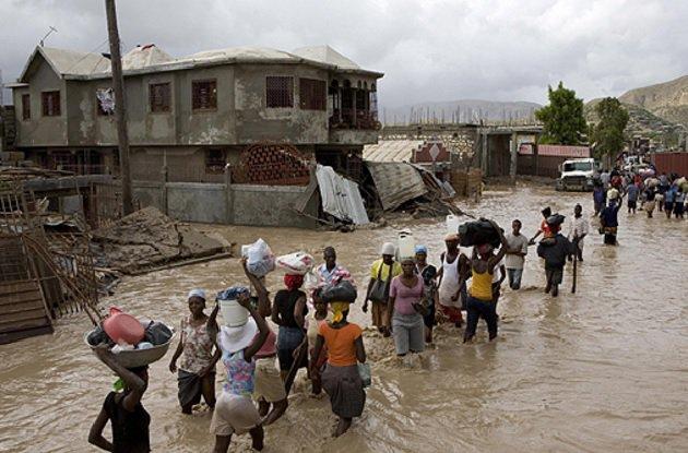 Talleres de capacitación en Haití ante eventuales desastres naturales