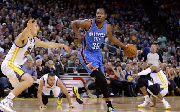 Final NBA: Thunder le da una paliza a los Warriors