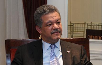 Leonel recibe informes de temas tratará el CP del PLD este martes