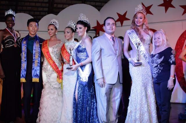 Celebran Festival Internacional Belleza del Milenio 2016