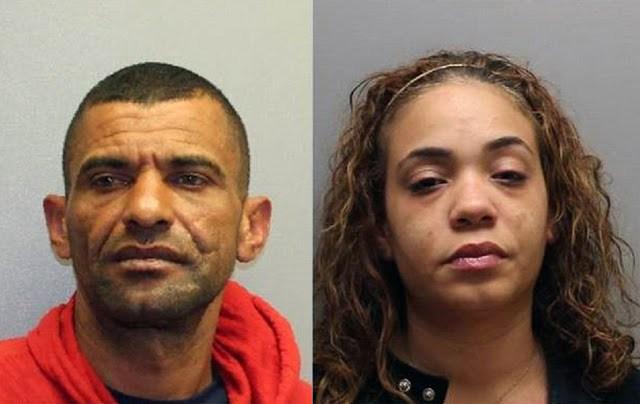 Arrestan pareja dominicana por trasiego de heroína