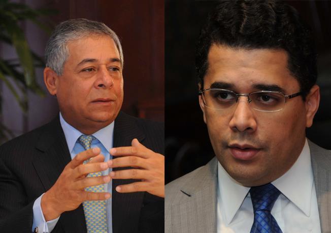 DISTRITO NACIONAL: David Collado 57.80% y Roberto Salcedo 36 %