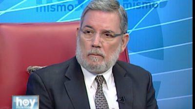 Marchena dice el único que garantiza el poder al PLD es Danilo Medina