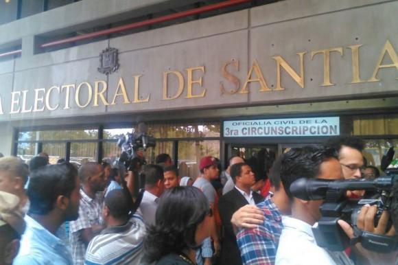SANTIAGO: PLD pierde cuatro de  diez municipios que controlaba