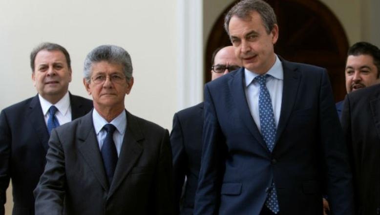 VENEZUELA: Oposición establece condiciones para diálogo