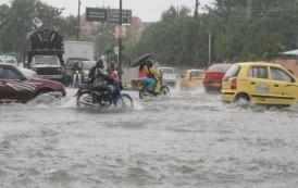 Onamet anuncia lluvias para hoy