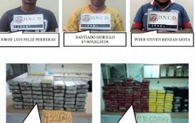 DNCD desmantela cuatro bandas de narcotraficantes y apresa 18