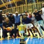 Astros obtienen campeonato basket superior de Bonao