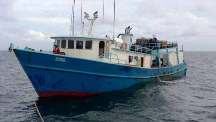 Bahamas: Apresan barco de pesca dominicano y once tripulantes