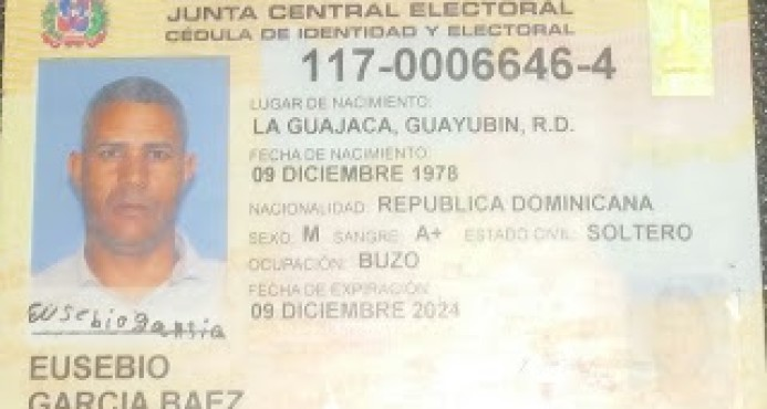 GUAYUBIN: Encuentran cadáver con 10 impactos de bala