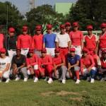 Llega delegación Cuba para Copa Béisbol Femenino