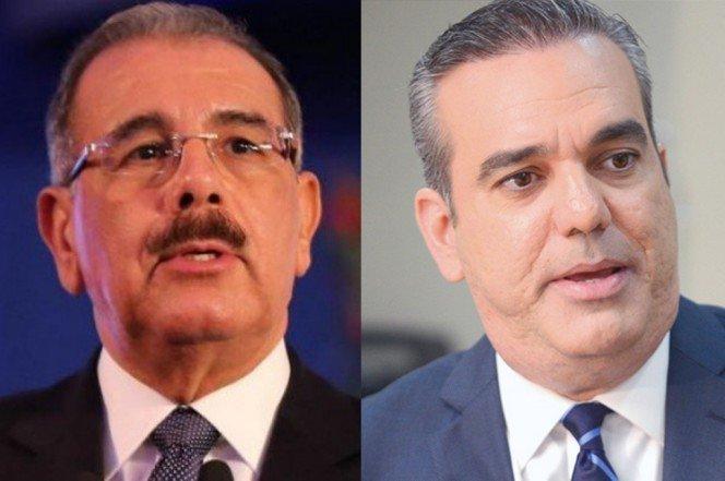 A tres días elecciones, Danilo supera 63% – 31% a Luis Abinader