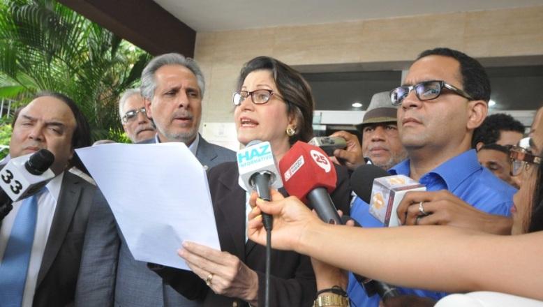 Cuatro candidatos al Senado solicitaron a JCE que anule resultados elecciones