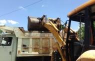 SC: Grupo empresarial entrega equipos para recogida basura