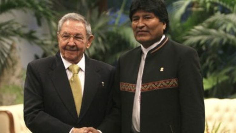 BOLIVIA: Evo Morales viaja a La Habana