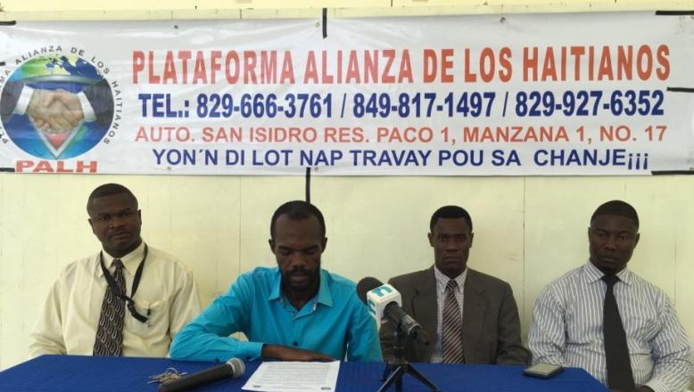 Haitianos residen en RD exigirán mismos derechos que dominicanos