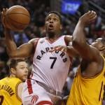Final NBA: Raptors igualan la serie con los Cavs