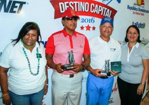 Estelares ganan Torneo de Golf Asociación Hoteles SD
