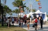 29 millones de visitantes recibe Florida en primer trimestre