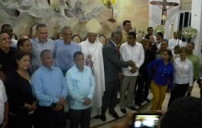BONAO: Obispo insta a votar con conciencia