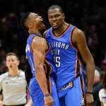 Final NBA: Thunder pone a Warriors contra la pared