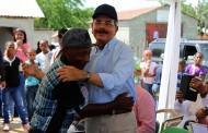 SAN JUAN: Presidente retoma visitas sorpresa a productores agrícolas