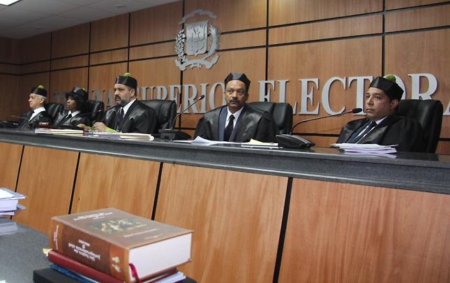 El TSE ha recibido 89 recursos contra resultados de las elecciones