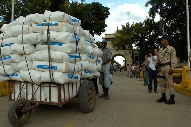 Restricciones de Haiti hicieron disminuir exportaciones RD en 400 millones de dólares