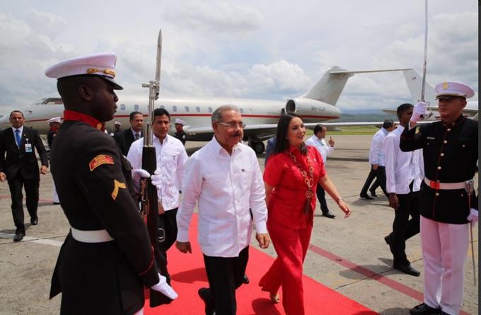 Presidente dominicano ve canal de Panamá abre puertas al progreso