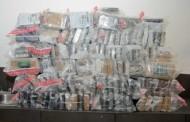 DNCD ocupa 324 paquetes de cocaína y apresa a dos hombres