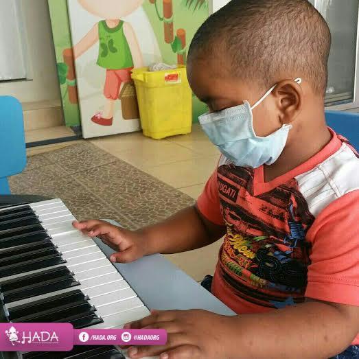 Usando la música para combatir el cáncer infantil