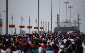 Inaugurada la ampliación del Canal Panamá con tránsito buque chino