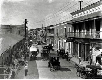 REPORTAJE:  Santo Domingo desde el Hotel du Commerce