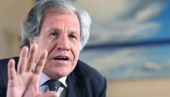 OEA deja fuera a Venezuela de próxima reunión interamericana de Cartagena