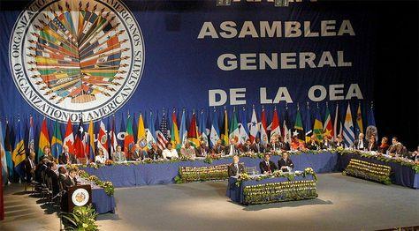 República Dominicana lista para inicio hoy de 46° Asamblea General OEA