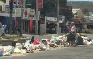 Decenas de pequeños basureros se observan en los barrios de ciudad SD