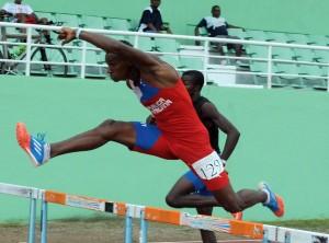 Dominicanos se bañan de oro en Copa Atletismo Escolar