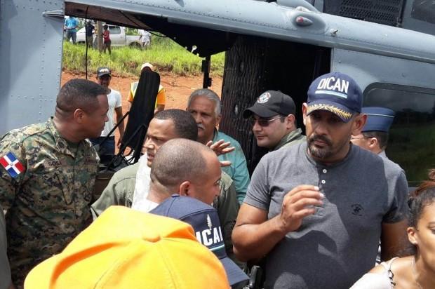 Un muerto en accidente helicóptero en que viajaba el Ministro de Deportes