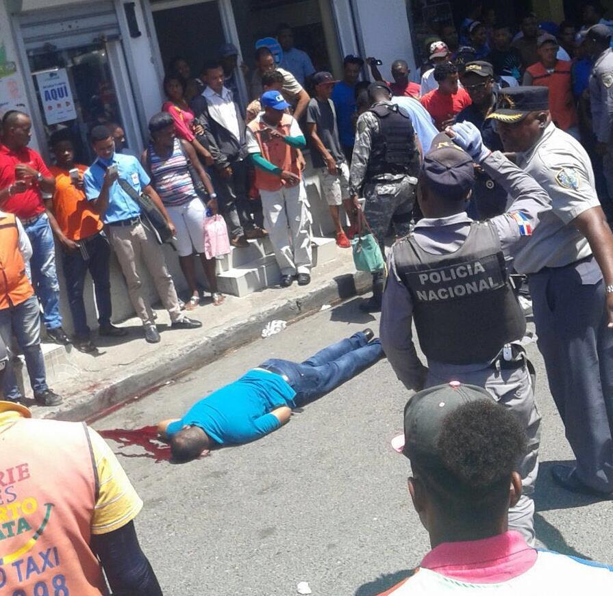 Hombre celoso mata mujer y luego se suicida en La Javilla de Puerto Plata